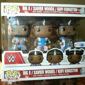 WWE FUNKO POP FIGURES
